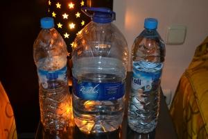 8 liters of water= $2.75