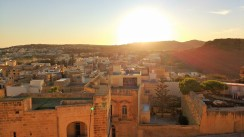 View from the Citadel, Rabat, Gozo
