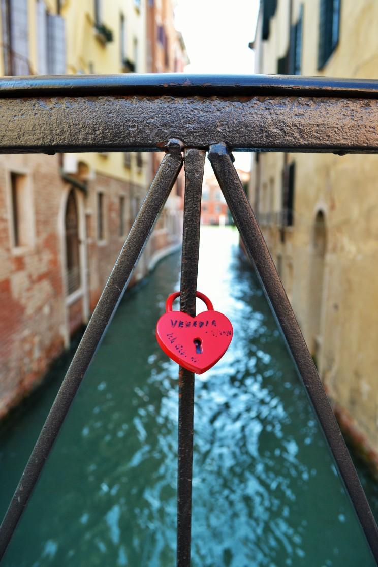 Love Lock, Venice