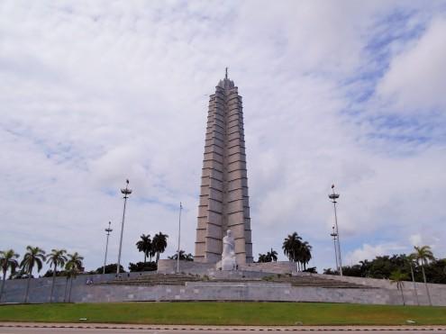 Jose Marti Memorial at Revolutionary Square, Havana