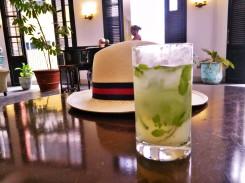 Mojito at the Hotel Ambo Mundos bar